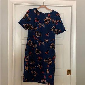 Size 12 NWT J. Crew floral dress